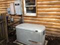 generac-install-log-cabin